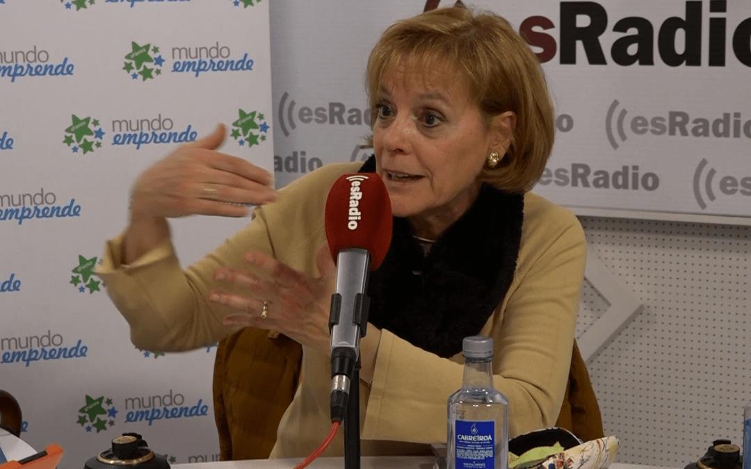 Entrevista a Esther de Aragón, autora del GuíaBurros: Comprar un coche eléctrico en esRadio