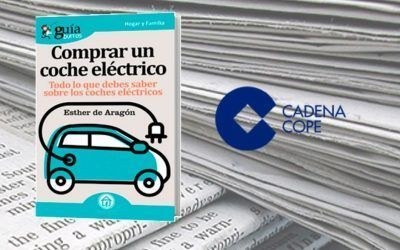 El «GuíaBurros: Comprar un coche eléctrico» en el portal web de COPE