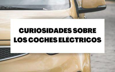 Descubre cinco curiosidades sobre los coches eléctricos