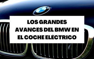 BMW promete grandes avances en el coche eléctrico
