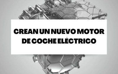 El nuevo motor de coche eléctrico que no necesita mantenimiento