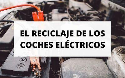 Dos maneras distintas de reciclar los coches eléctricos